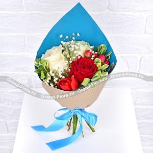 Купить цветы в ханты-мансийске недорого
