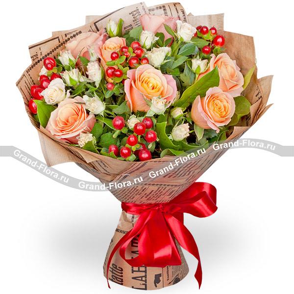 Купить цветы в ханты-мансийске недорого — photo 1